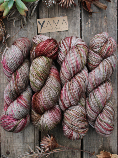 Picture of Yama 100% Merino Worsted 520gram Set