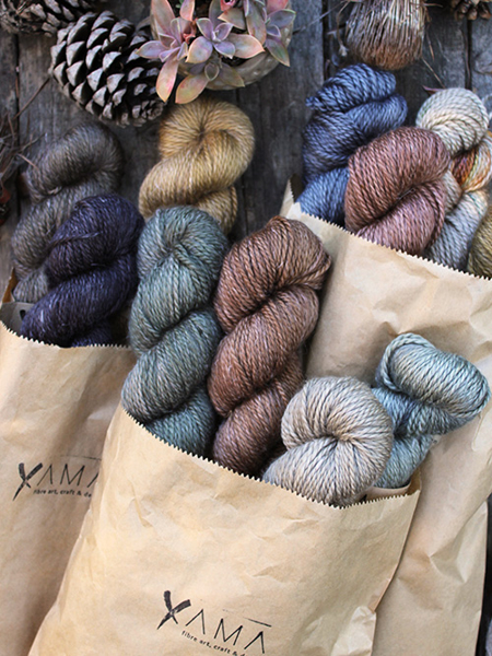 Picture of Yama Worsted Mystery Bags (4 x 100gram skeins) *Sold Out*